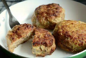 Receita de meatball Zucchini com Bimby
