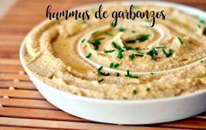 Hummus com Thermomix