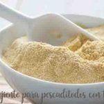Truque: farinha especial com termomix para fritar peixe crocante