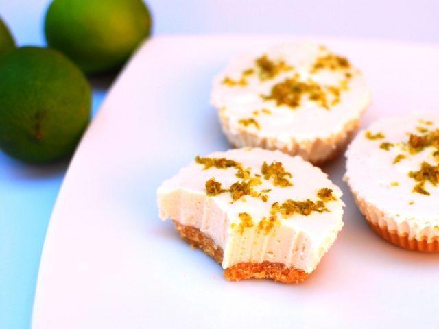Cheesecake vegan e sem glúten com thermomix