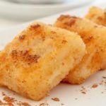 Leite frito com Thermomix