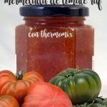 Geléia de tomate raf com thermomix