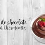 Creme de Chocolate com o Thermomix