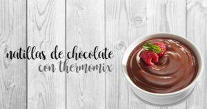 Creme de Chocolate com o Thermomix