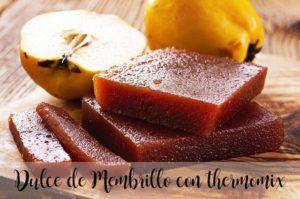 Pasta de marmelo doce com thermomix