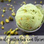 Sorvete de pistache com thermomix