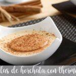 Creme de Horchata com Thermomix
