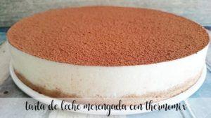 Bolo de Leite de Merengue com Thermomix