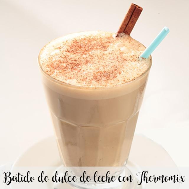 Suissinhos de doce de leite com Thermomix