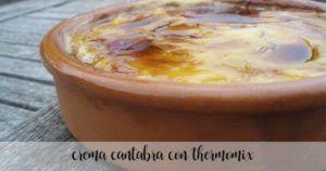 Creme Cantábrico com Thermomix