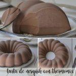 Bolo de chocolate Nesquik com thermomix
