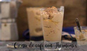 Creme de Café com Thermomix