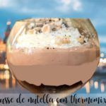 Mousse de Nutella com Thermomix