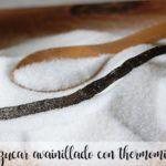 Açúcar de baunilha com thermomix