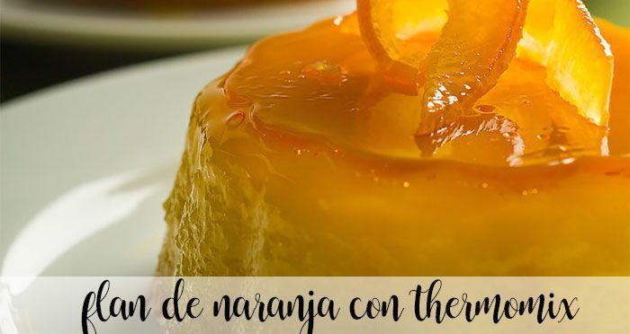 Torta de laranja com Thermomix