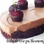 Torta de cereja com Thermomix