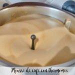 Mousse de Café Mágico com Thermomix