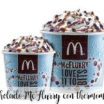 MCFlurry sorvete caseiro MCdonalds com thermomix