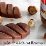 Picolé de nutella com termomix