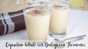 Cappuccino gelado com Baileys com Thermomix