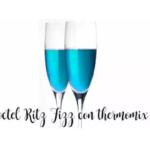 Cocktail Ritz Fizz com termomix