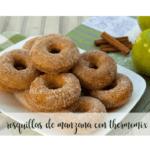 Donuts de Maçã com Thermomix