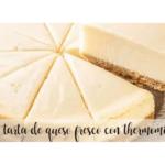 Bolo de queijo fresco com termomix