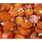 Receita de Salada de Cenoura Marroquina para a Thermomix