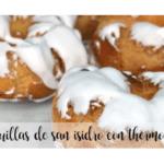 San Isidro donuts com termomix