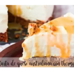 Cheesecake Australiano com Thermomix