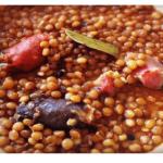 Lentilhas com Thermomix