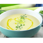 Vichyssoise com thermomix