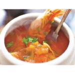 Sopa de peixe com thermomix