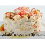 Salada russa com thermomix