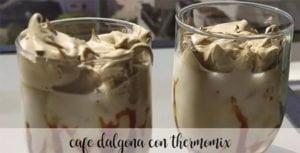 Café Dalgona com Thermomix