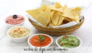 25 DIPS com Thermomix