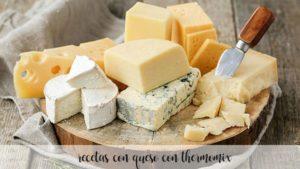 100 receitas com queijo com termomixa