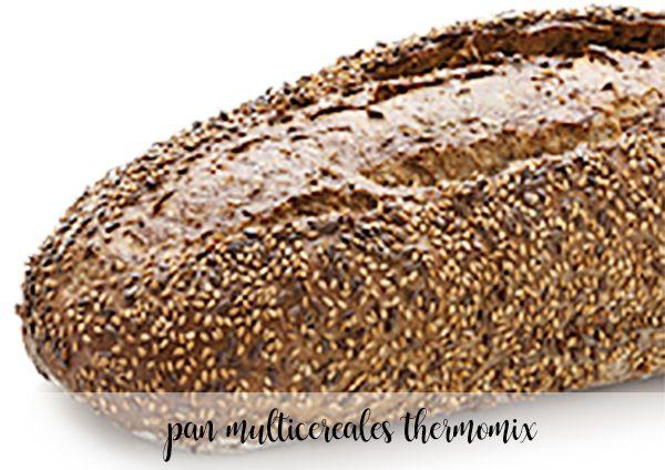 Pão Multigrãos com Bimby